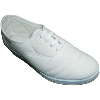 Sapatos Mulher Sapatilhas de ténis Made In Spain 1940 0 Soca em branco blanco