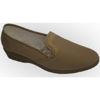 Sapatos Mulher Mocassins Made In Spain 1940 Soca em bege 0 beige