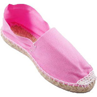 Sapatos Alpargatas Made In Spain 1940 Esparto esparto alpercatas planas na cor rosa