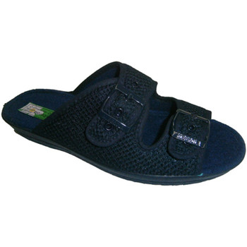 Sapatos Mulher Chinelos Made In Spain 1940 Alberola Sandals na Marinha azul