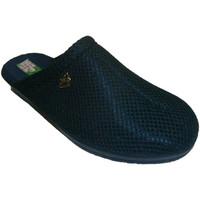 Sapatos Mulher Tamancos Made In Spain 1940 Alberola Tamancos na Marinha azul