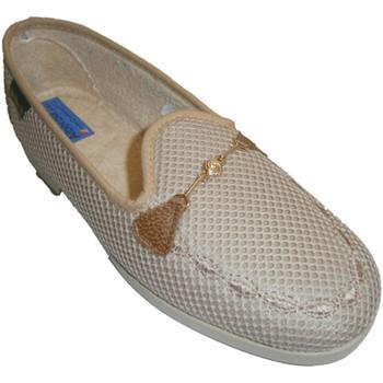 Sapatos Mulher Mocassins Made In Spain 1940 Alberola sapatos fechados em bege beige