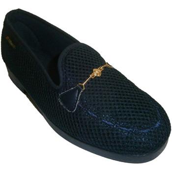 Sapatos Mulher Mocassins Made In Spain 1940 Alberola sapatos fechados na marinha azul