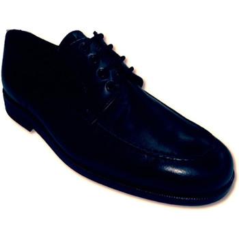 Sapatos Homem Sapatos Made In Spain 1940 Cadarços Clayan em preto negro