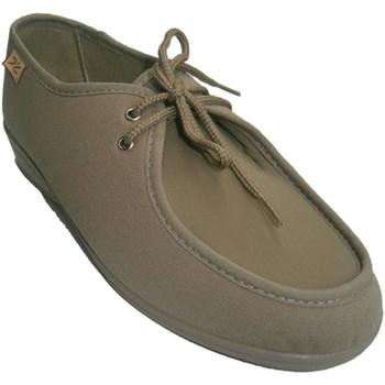 Sapatos Mulher Mocassins Doctor Cutillas Sapatos largos extras especiais laços mu beige