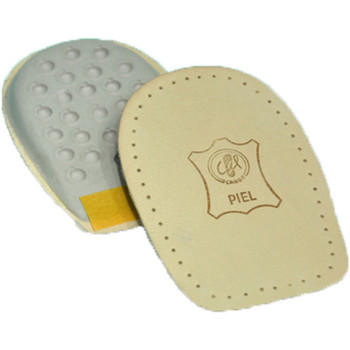 Acessórios Acessórios para calçado Cairon Calcanhar de couro Unisex levantar um po marrón
