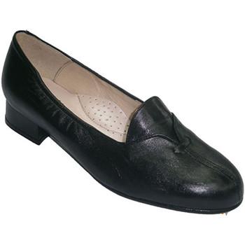 Sapatos Mulher Sabrinas Roldán Aba do calcanhar pouco especial sapatos largos  em Preto negro