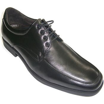 Sapatos Homem Sapatos Tolino Atacadores vestido muito confortável  em Preto negro