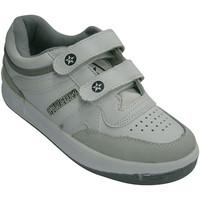 Sapatos Homem Sapatilhas Paredes Esportes velcro clássicos  em Branco blanco