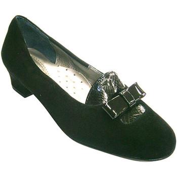 Sapatos Mulher Mocassins Roldán Mulher sapato antes combinado com aba de negro
