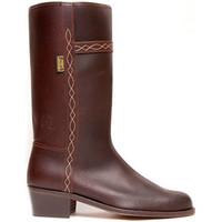 Sapatos Botas Danka Bota casaco clássico  em Brown marrón