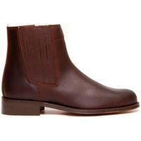 Sapatos Mulher Botins Danka Homem Camper espólio  em Brown marrón
