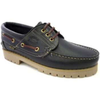 Sapatos Sapato de vela Danka Náutico  em Azul-marinho azul