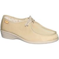 Sapatos Mulher Sapatos Doctor Cutillas Deslizar pés delicados em bege Cutillas beige