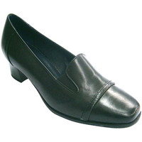 Sapatos Mulher Escarpim Pomares Vazquez Mulher com sapata do esporte pá com borr negro
