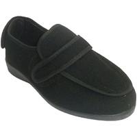 Sapatos Mulher Chinelos Doctor Cutillas Mulher sapato removível para pés muito delicados  em Preto negro