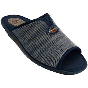 Sapatos Homem Chinelos Muñoz Y Tercero Chancla homem para estar em casa  em Azul-marinho azul