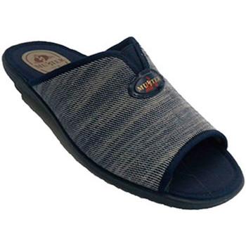 Sapatos Homem Chinelos Muñoz Y Tercero Chancla homem para estar em casa Muñoz y azul