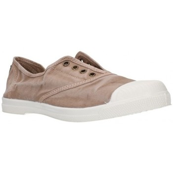Sapatos Mulher Sapatilhas Natural World 102E Mujer Beige beige