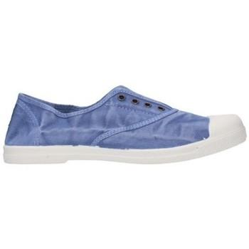 Sapatos Mulher Sapatilhas Natural World 102E Mujer Celeste bleu