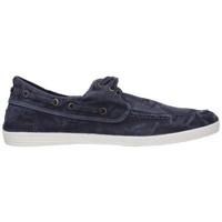 Sapatos Homem Slip on Natural World 303E bleu