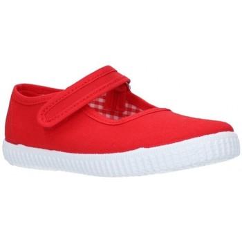 Sapatos Rapariga Sabrinas Batilas 51301 Niña Rojo rouge