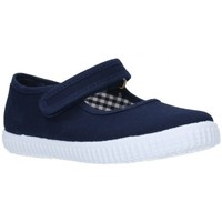 Sapatos Rapariga Sandálias Batilas LONAS NIÑA - bleu