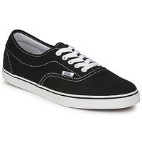 Sapatos Sapatilhas Vans LPE Preto / Branco
