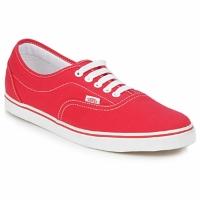 Sapatos Sapatilhas Vans LPE Vermelho