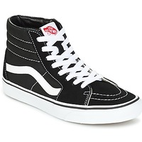 Sapatos Homem Sapatilhas de cano-alto Vans SK8 HI Preto / Branco