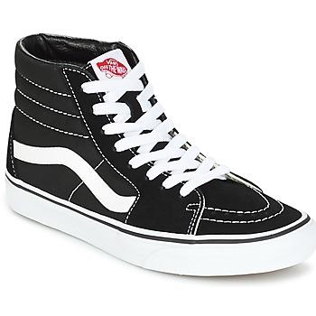Sapatos Sapatilhas de cano-alto Vans SK8 HI Preto / Branco