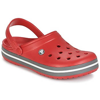 Sapatos Tamancos Crocs CROCBAND Vermelho