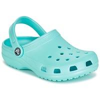 Sapatos Criança Tamancos Crocs CLASSIC CLOG KIDS Azul