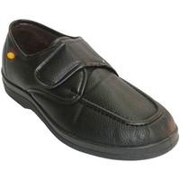 Sapatos Homem Mocassins Doctor Cutillas Simulando homem sapato sapato com Velcro  em Preto negro