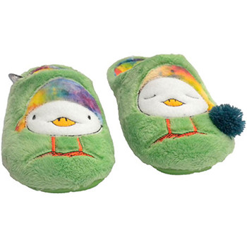 Sapatos Mulher Pantufas bebé Costa Thongs mulher ficar em casa com as cores beige