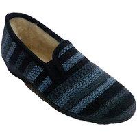 Sapatos Mulher Chinelos Made In Spain 1940 sapato fechado sendo listras lãs mulher azul