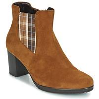 Sapatos Mulher Botins Gabor KAPITU Camel