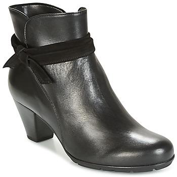Sapatos Mulher Botins Gabor KAPITI Preto