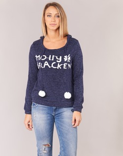 Textil Mulher camisolas Molly Bracken BOBIP Marinho