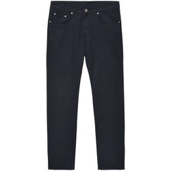 Textil Homem Calças Gant Comfort Poplin Pants Azul