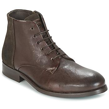 Sapatos Homem Botas baixas Kost MODER Castanho
