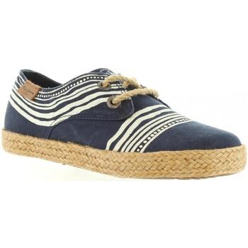 Sapatos Criança Alpargatas Pepe jeans PBS10069 BAHATI Azul