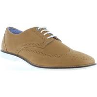 Sapatos Homem Sapatilhas Pepe jeans PMS10125 BELMONT Marrón