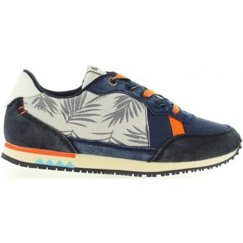 Sapatos Criança Sapatilhas Pepe jeans PBS30177 SYDNEY Azul