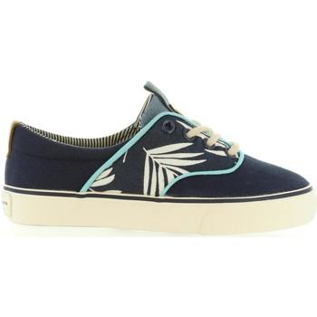 Sapatos Criança Sapatilhas Pepe jeans PBS30187 TRAVELER Azul