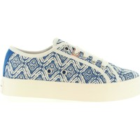 Sapatos Criança Sapatilhas Pepe jeans PGS30172 HANNAH Azul