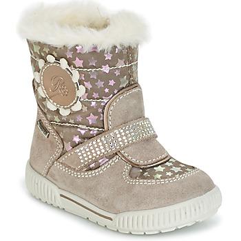 Sapatos Rapariga Botas baixas Primigi TITI-E GORE-TEX Bege