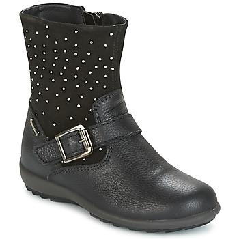 Sapatos Rapariga Botas Primigi PCIGT 8569 Preto