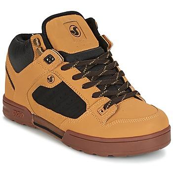 Sapatos Homem Sapatilhas de cano-alto DVS MILITIA BOOT Preto