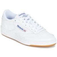 Sapatos Sapatilhas Reebok Classic CLUB C 85 Branco